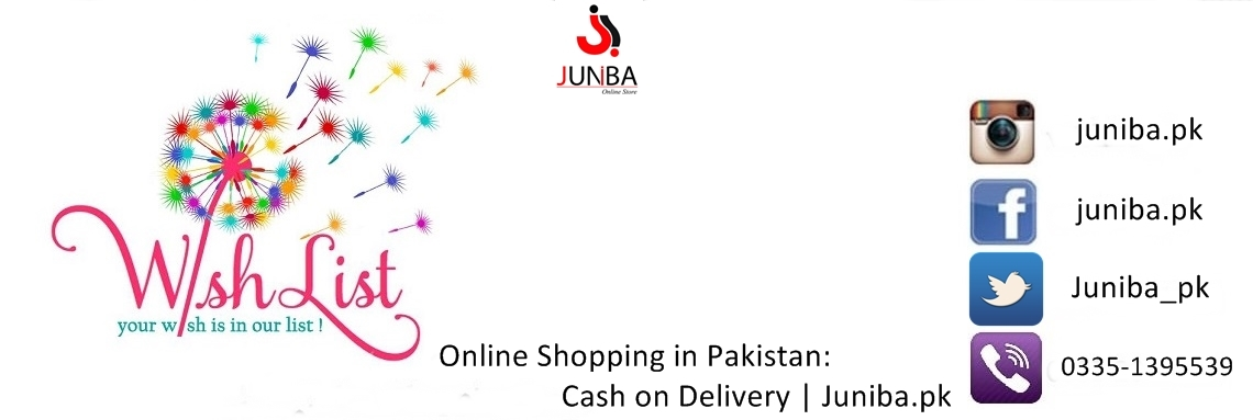 Largest Online Shopping in Pakistan Website - Juniba.pk