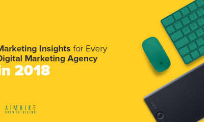 Marketing Insights For Every Digital Marketing Agency in 2018